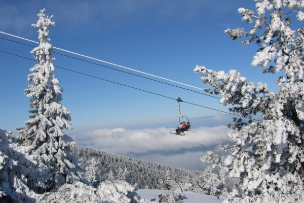 The oldest Bulgarian winter resort!